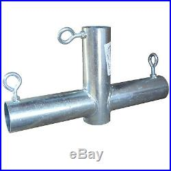 1-1/2 Pipe High Peck Canopy Fittings Kit for 10' x10'/20'/30'/40' Carport Patio