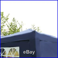 10' X 20' Patio Gazebo POP UP Party Tent Wedding Canopy Outdoor withCarry Bag
