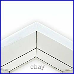 10' X 20' Portable Heavy Duty Canopy Garage Tent Carport Car Shelter Steel Frame