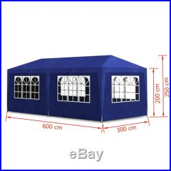 10'X20' Outdoor Canopy Party Tent Patio Heavy duty Gazebo Wedding Event Tent