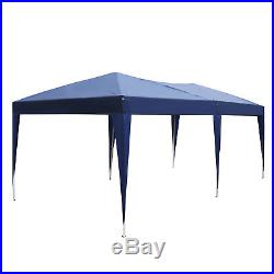 10' x 20' Pop Up Party Tent Folding Heavy Duty Gazebo Canopy Outdoor Wedding