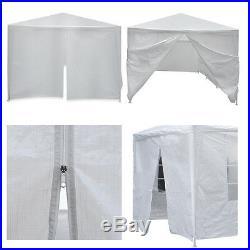 10'x10'/20'/30' Party Wedding Patio Gazebo/Pop Up Tent Canopy Pavilion Event