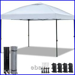 10'x10' Outdoor Pop UP Canopy Party Commercial Folding Tent Gazebo