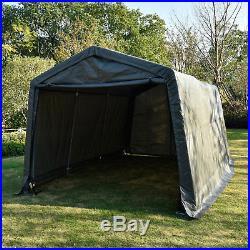 10'x15'x8′ FT Storage Shed Logic Shelter Car Garage Tent ...