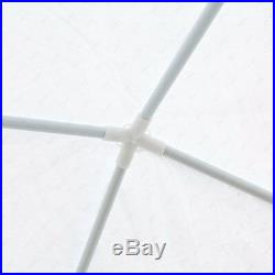 10'x20' Canopy Party Wedding Tent 4 Sidewalls Outdoor Gazebo Pavilion Cater