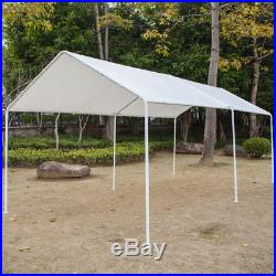 10'x20' Car Carport Waterproof Canopy Garage Shelter Canopies Household Awnings