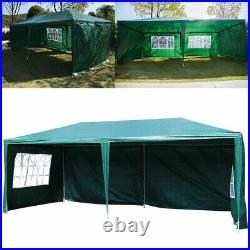 10'x20' Outdoor Canopy Party Tent Patio Heavy duty Gazebo Wedding Tent withBag