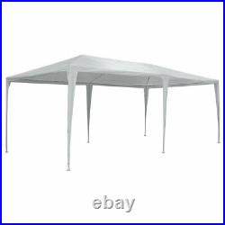 10'x20' Party Wedding Tent Canopy Outdoor Patio Gazebo Removable Wall Cater