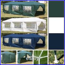 10'x30' Canopy Party Wedding Outdoor Tent Heavy Duty Gazebo Pavilion Cater Event