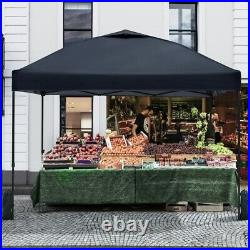 10x10ft Ez Pop Up Canopy Outdoor Folding Waterproof Commercial Tent Shelter