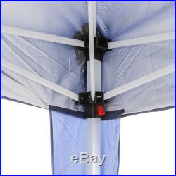 10x20'EZ Pop Up Canopy Wedding Party Tent Outdoor Folding Patio Gazebo Shade