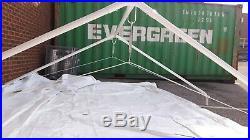 10x20 Portable Carport Fully Enclosed Garage Carport Canopy Outdoor Storage