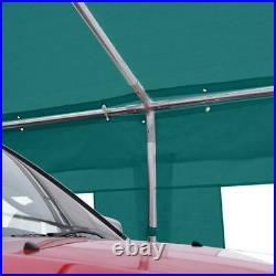 10x20 Portable Carport Shed Car Shelter Canopy Heavy Duty Garden Garage Storage