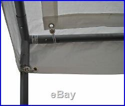 10x20 ft Portable Heavy Duty Canopy Garage Tent Carport Car Shelter Steel Frame