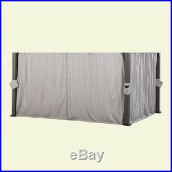 110109036 Original Sunjoy Replacement Curtain For SHADOW CREEK GAZEBO 10X12 FT