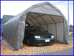 12x20x9 Barn ShelterLogic Shelter Portable Garage Carport ...