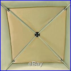 13' x 13' Foldable Awning Canopy Tent Gazebo Sun Rain Shelter Yard Garden Patio