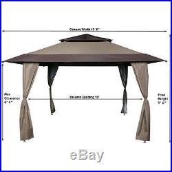 13 x 13 Pop-Up Gazebo Patio Outdoor Canopy Tent