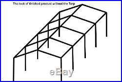 18×40′ Carport Canopy Fittings Kit 1-3/8 RV Boat Tent Shade