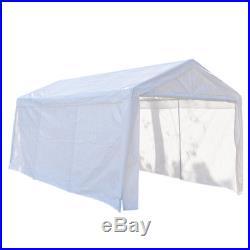 20 X 10 Heavy Duty Carport Gazebo Canopy Party Tent Garage Car