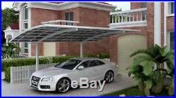 2016 New Al Alloy high quality powerful fashionable carports garage car awning
