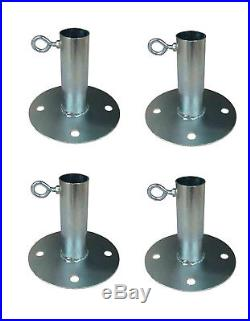 3/4 Pipe Canopy Fittings for 10' x10'/20'/30'/40' Carport Canopy Greenhouse Etc