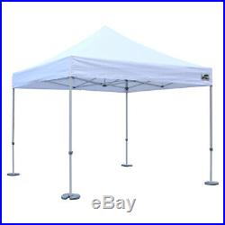 4 Pack Canopy Weights Cast Iron Leg For Ez Pop up Instant Canopies Party Tent