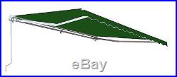 ALEKO 12 ft. W x 10 ft. D Retractable Patio Awning