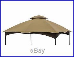 ALISUN Replacement Canopy Top for Lowe's 10ft x 12ft Gazebo TPGAZ17-002C