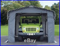 Arrow Enclosure Kit 10 Ft. X 15 Ft. Garage
