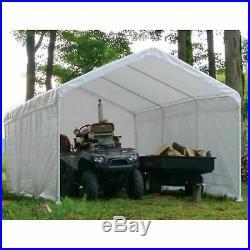 Canopy Enclosure Kit 12×30′ Shelter Portable UV Protection ...