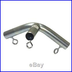 Canopy Kit 12 fittings and Valance Top, Makes a 12 X 20 canopy Frame- No Pipe