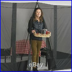 Canopy Screen Houses for Camping Tents Mosquito Free Outdoor Tailgate Party Dine