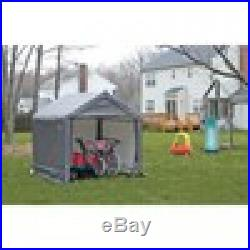 Canopy Shed Tent Car Storage Portable Garage Shelter Enclosed Carport Heavy Duty
