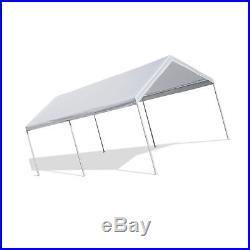 Caravan Canopy 10 X 20-Feet Domain Carport White