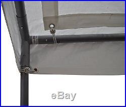 Caravan Canopy 10 X 20-Feet Domain Carport White Garage Enclosure Shelter Tent