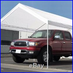 Caravan Canopy 10 X 20 Feet waterproof Heavy Duty Domain Carport OutDoor Shelter