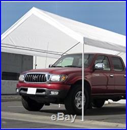 Caravan Canopy 10 x 20 FT Domain Carport Car Auto Garage Shelter Cover Tent New