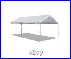 Caravan Canopy Carport Garage 10 x 20 Parking Shed Shelter Awning Car Boat