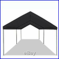 Caravan Canopy Carport Garage Portable Shelter 10x20' Sidewall Car Port Tent NEW