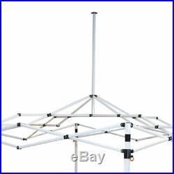 Caravan Canopy M Series Pro 2 12 x 12 Foot Straight Leg Instant Canopy, Blue