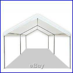 Caravan Canopy Sports 10' X 20' Domain Carport Garage (200 sq ft Coverage)
