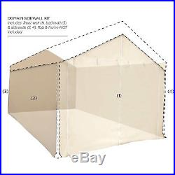 Caravan Canopy Sports Mega Domain Sidewall Set Car Tent Truck NO TOP NO FRAMES