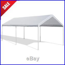 Caravan Canopy Tent Car Port 10x20' Portable Garage Carport Shelter Heavy Duty