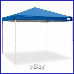 Caravan Canopy V Series 2 Pro 10' x 10' Entry Level Straight Leg Canopy, Blue