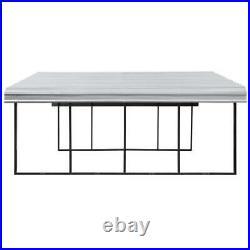 Carport, 20x20x07, Eggshell