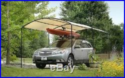 Carport Canopy Car Tent Gazebo Cover Patio Awning Vehicle Protector Garage