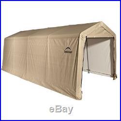 Carport Canopy Shelter Tent Auto Garage Truck Boat Enclosure 10x20X8 Shed Portab