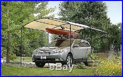 Carport Canopy Shelter Tent Car Auto Garage Truck Boat Gazebo Enclosure 9 x 16