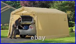 Carport Canopy Tent Car Rain Snow Sun Shelter Auto Truck Vehicle Garage Shade